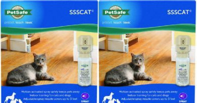 SSSCat Automated Cat Deterrent