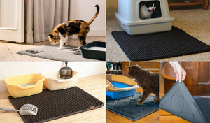 best litter mat reviews