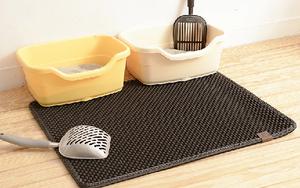 blackhole cat litter mat feature image