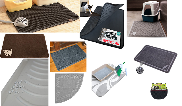 10 best cat litter mats