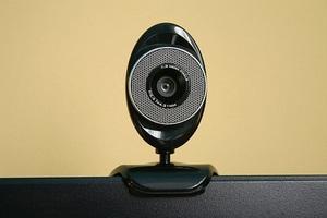a webcam