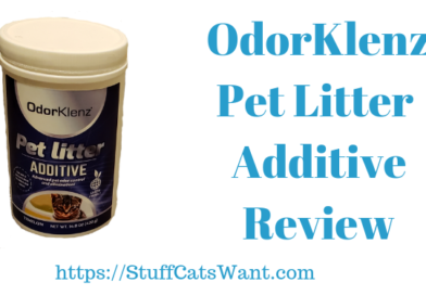 OdorKlenz Pet Litter Additive Review